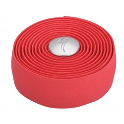 S-WRAP CORK BAR TAPE RED
