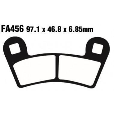 PASTILLAS FRENO EBC FA456R