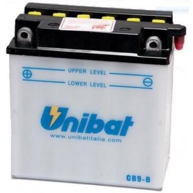 BATERIA UNIBAT CB12AL-A/SM
