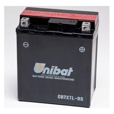 BATERIA UNIBAT BTX7-LBS