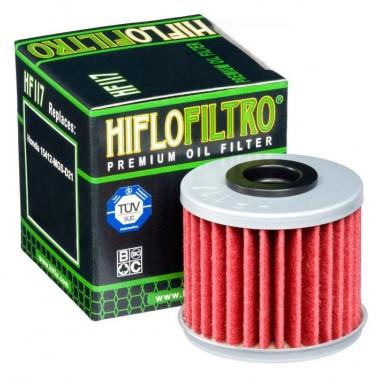 FILTRO ACEITE HF117