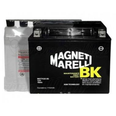 BATERIA MAGNETI MARELLI MOTX20CH-BS