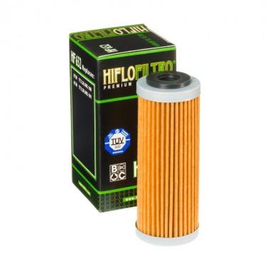 FILTRO ACEITE HF652