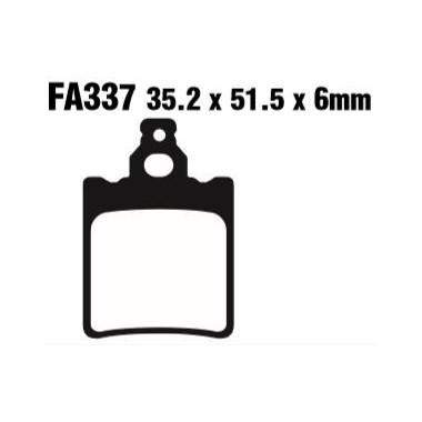 PASTILLAS FRENO EBC FA337R