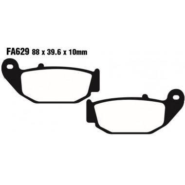 PASTILLAS FRENO EBC FA629